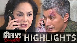 Corazon learns that Marcial and Rhian is safe | The General's Daughter (With Eng Subs)