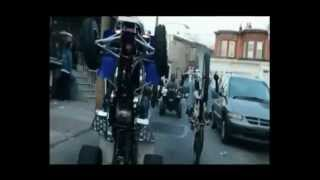 "djoko ""la vie est dure"" aubervilliers 93 clip 2012"