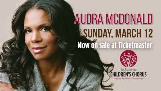 Audra McDonald Concert - Sunday March 12