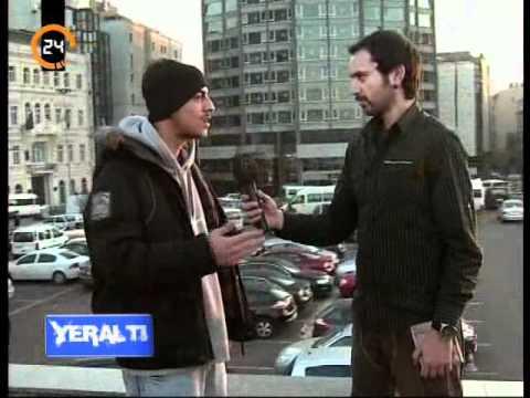 Norm Ender - Yeraltı Röportajı (Kanal 24)