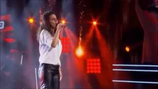 Яна Каменова - Ain't No Love In The Heart Of The City - Гласът на България (Елиминации, Концерт 1)