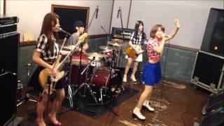 Chu's day. が プリプリの 「世界でいちばん熱い夏」を 演奏してみた!
