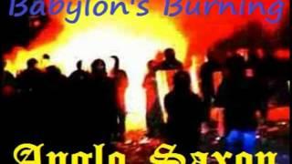 Babylon's Burning ( cover ) - Anglo Saxon