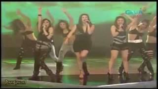 Deja Vu (Beyonce) - Regine Velasquez, Kyla, Rachelle Ann Go [HD]