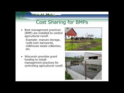 Wisconsin DNR Grant Funding for Agricultural Runoff Pollution Abatement
