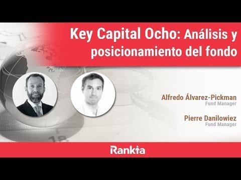 En este webinar, los gestores del fondo de inversión Key Capital Ocho, hacen un repaso de la evolución del fondo durante el primer semestre del año y nos hablan de las principales novedades en las carteras.