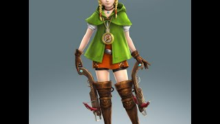 Could Linkle mean the next Zelda game might have create-a-character?