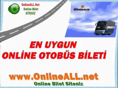 Niğde Aydoğanlar Bilet Fiyatları -İnternetten Bilet Al OnlineALL.net-Online Otobüs Biletleri