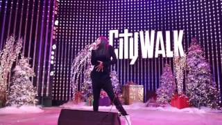 "(HD) Tinashe ""All Hands on Deck"" @ Universal CityWalk 12/05/2015"