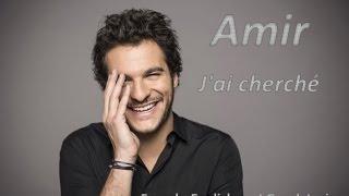 Amir-J'ai cherché [With French,English and Greek Lyrics]-Eurovision 2016