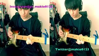 【シャルル / バルーン】ギター 弾いてみた(※耳コピご容赦下さい)