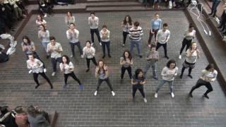 Musical ESSEC - Dévoilement de la chorégraphie d'ouverture du spectacle 2017