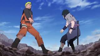 Naruto vs Sasuke Final Fight  [Alternate Story] width=