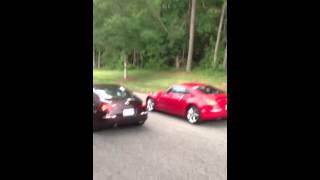 2003 Nissan 350Z vs 2006 Nissan 350Z