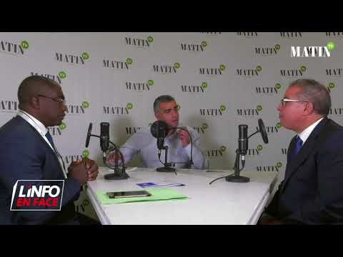 Video : 22e colloque AGEF : L'INFO EN FACE avec Abdu Razzaq Guy Kambogo et Mohamed Fikrat