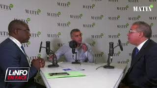 22e colloque AGEF : L'INFO EN FACE avec Abdu Razzaq Guy Kambogo et Mohamed Fikrat