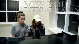 Miss You-Gabrielle Aplin (Cover)