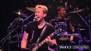 Nickelback - Savin Me ( Live Nation )