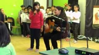 Halász Judit-Hát mit tehetnék érted c.dal (Gabika és Monika) cover