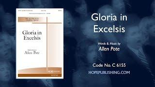 Gloria in Excelsis - Allen Pote