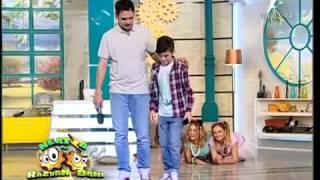 Omar la neata cu Razvan si Dani!