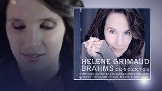 Hélène Grimaud: Brahms Piano Concertos - 15 sec TV spot