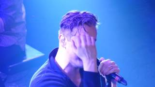 "Tom Chaplin (Keane) ""Everybody's Changing"", Live at GAMH, San Francisco, 2/3/2017"
