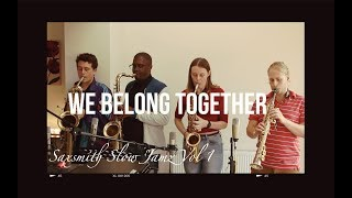Mariah Carey- We Belong Together- Saxsmith Slow Jamz