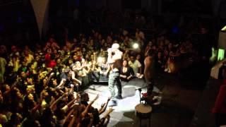 Dyland y Lenny - Pégate Mas LIVE @ Stage Guatemala City