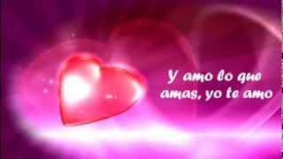 AMO AXEL FERNANDO (con letra)