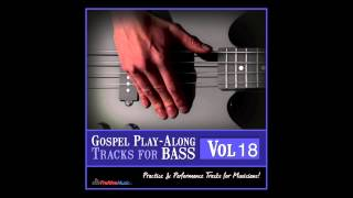 My Life Is In Your Hands (Db) [Originally Performed by Kirk Franklin] [Bass Play-Along Track] SAMPLE