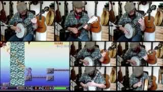 Turrican 2 Cover - Desert Rock - Banjo Guy Ollie