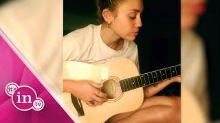 Miley Cyrus I Liebeslied für Liam
