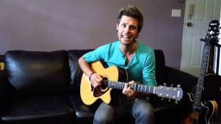 Hot Chelle Rae - Tonight Tonight - Acoustic Cover - Andrew Allen