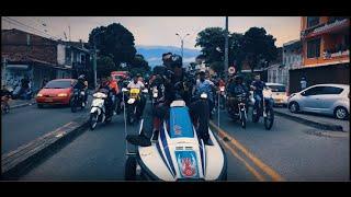 ME MUERO EN MI MOTO - Deuxer 🥊Ft El Testr [Official video]