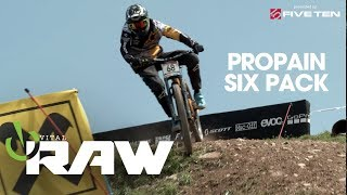 World Cup Downhill Blitz - Propain Six Pack, Vital RAW