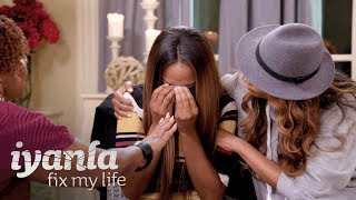 Iyanla Encourages Malorie to Sit in Her Pain Without Cynthia's Comfort | Iyanla: Fix My Life | OWN