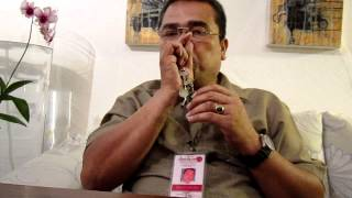 Police Whistle Instrument - By Agapito Salera Pag-ong