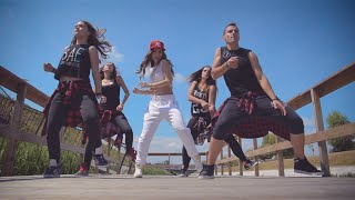 Kamelia - Amor - Zumba fitness - Official choreography by Claudiu Gutu