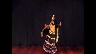 Kalbeliya - Dança Cigana na Índia (Patrícia Gia Nut)