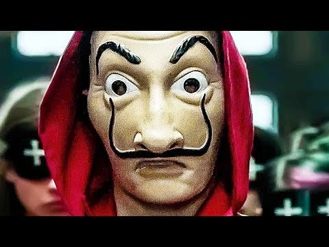 MONEY HEIST Season 2 Trailer (Netflix 2018)