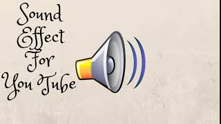Sound Effect Youtube (Iluminati)