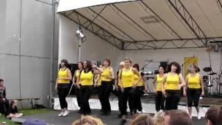 LIA VENDENHEIM Fête de la musique le 21 juin 2009