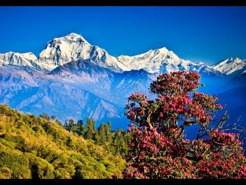 The most beautiful place. Pokhara , Nepal. ( 世界一美しい町、ポカラ)SLIDE SHOW.
