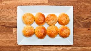 Gravy-Stuffed Biscuits