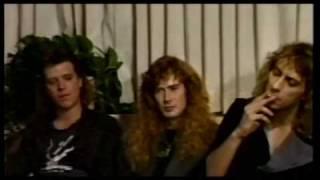 Megadeth Interview - The beginning of Megadeth