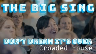 """Don't Dream It's Over"" Crowded House Cover 