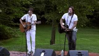 Matt Nathanson-Kill The Lights-Live at Camp Krim 8/14/14