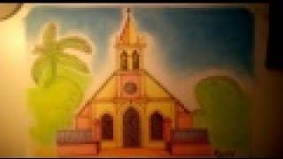 Iglesia de Cócorit...Mi Dibujo!!!
