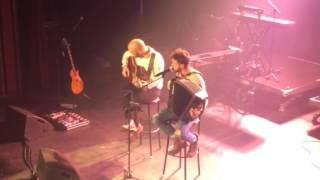 Claudio Capéo en concert à Abbeville